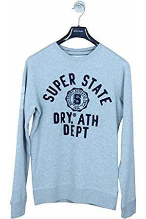 Superdry Men Sweatshirts - Men's CORE Applique Crew Sweatshirt