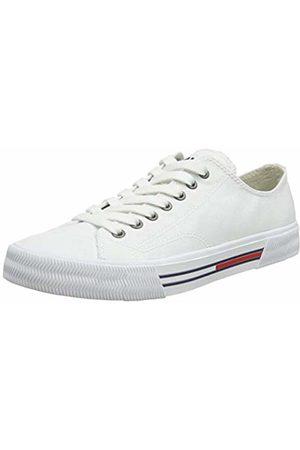 Tommy Hilfiger Women's Wmn Classic Tommy Jeans Sneaker Low-Top ( 100)