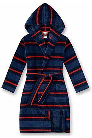 Sanetta Boy's Bademantel Dressing Gown, (Slate 5337)
