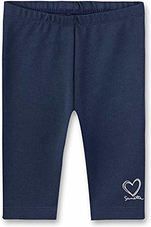 Sanetta Baby Girls Leggings, (Nordic 5962)
