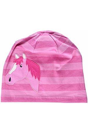 Döll Girl's Bohomütze Jersey Hat, (Fuchsia