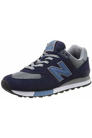 New Balance Men's 574v2 Trainers, Navy/