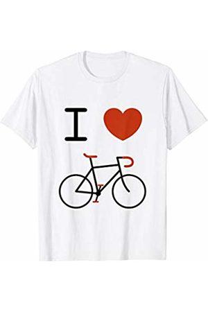 wbdesignz I Heart Bicycle - Cycling, Mountainbike Sport
