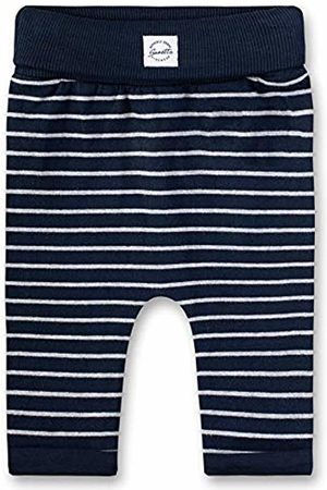Sanetta Baby Boys' Sweatpants Lined Tracksuit Bottoms, Shadow 582