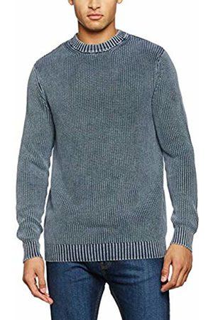 New Look Men's Acid Wash Sweatshirt