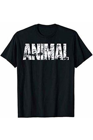GYM ANIMAL Original ANIMAL Gym Shirt Workout Bodybuilding Lifting Gift T-Shirt