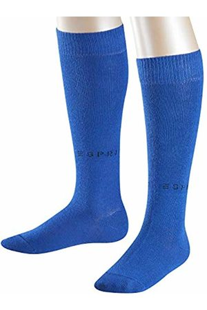Esprit Boys' Foot Logo Knee-High Socks, (deep 6046)