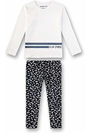 Sanetta Girl's Athleisure Schlafanzug Pyjama Set