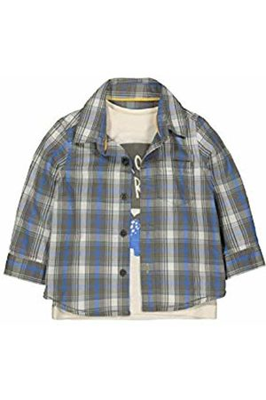 Mothercare Boy's Checked T-Shirt Set 13