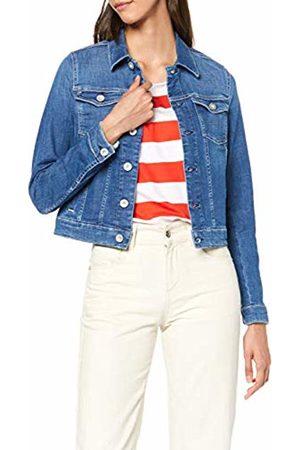 Marc O' Polo Women's M02932125021 Denim Jacket, (Play with Wash 009)