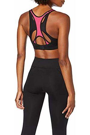 AURIQUE AMZ1065 Gym Tops for Women, ( /Cherry )