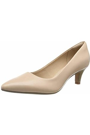 Clarks Women's Linvale Jerica Closed-Toe Pumps