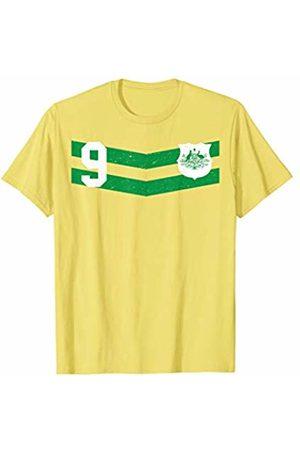 The Retro Club House Australia Rugby T-Shirt Aussie Football Cricket Jersey