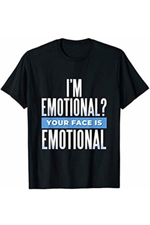 Funny Sarcastic Attitude Shirts and Gifts Moody Emotional PMS T-Shirt