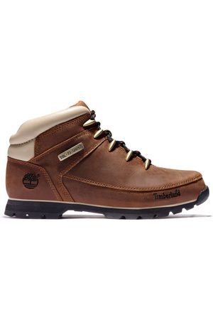 Timberland Euro sprint mid hiker for men in /white /white, size 10