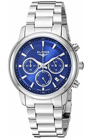 ELYSEE Unisex Adult Analogue Quartz Watch with Stainless Steel Strap 11016
