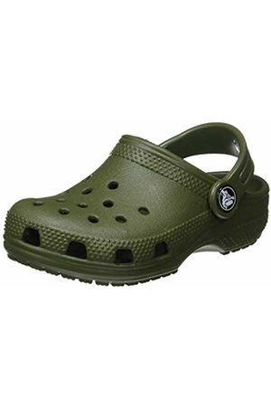 Crocs Kids' Classic Clog K Army 309), 4 UK Child 19/20 EU