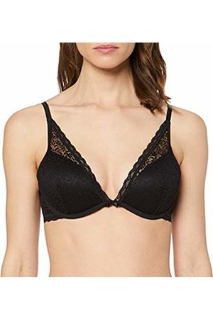 Dim Women's Soutien-Gorge Foulard Push UP AVEC Armatures Trendy Sexy/Daily Glam Non-Padded Wired Bra