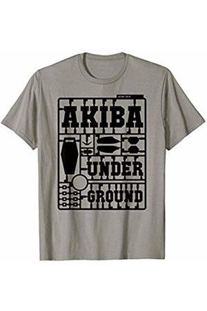 Akiba Underground Giant Fighting Robot Runner T-Shirt