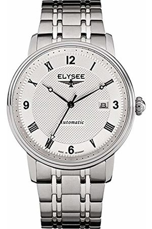 ELYSEE Unisex Adult Analogue Automatic Watch with Stainless Steel Strap 77004S
