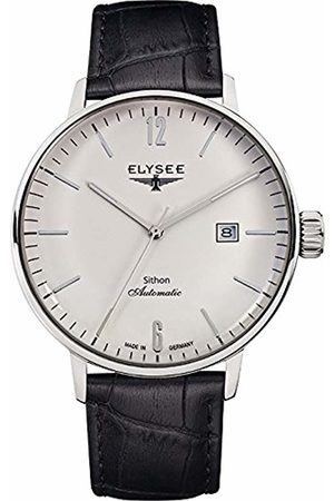 ELYSEE Unisex Adult Analogue Automatic Watch with Leather Strap 13280