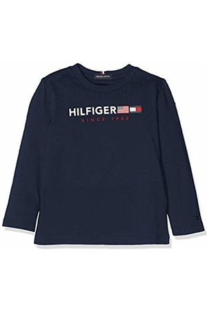 Tommy Hilfiger Boys T-shirts - Baby Boys' Flags Graphic Tee L/s T-Shirt