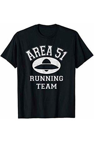 Storm Area 51 Event Apparel Area 51 Running Team - Storm Area 51 Runner - Flying Saucer T-Shirt