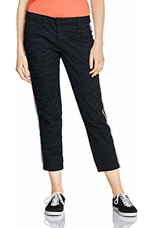 Street one Women's 372422 Chino Casual Fit Trouser