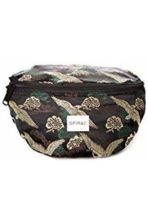 Spiral Paradise Birds - Bum Bag Sport Waist Pack, 23 cm