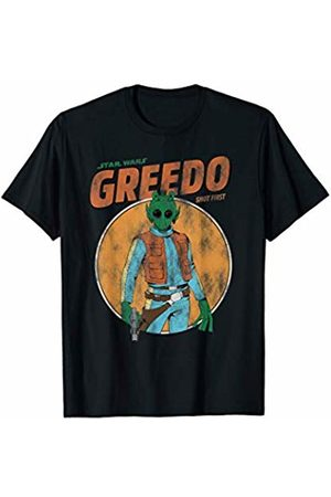 STAR WARS Greedo Shot First Retro T-Shirt