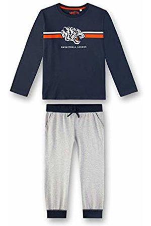 Sanetta Boy's Pyjama Set, (Slate 5337)