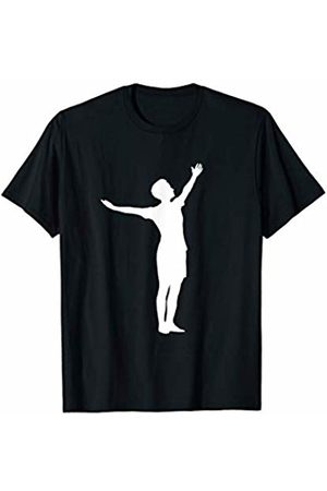 Soccer Football Sport Celebration Gear Soccer Football Sport Goal Celebration USA Number One T-Shirt