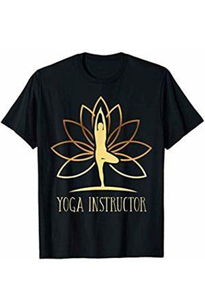 Awesome Yoga Instructor Gifts & Yoga Teacher Gifts Yoga Instructor Trainer Teacher Namaste Zen Mindfulness Yoga T-Shirt