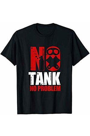 XASTY Scuba Diving Freediving Apnea Dive Shirts No Tank No Problem Diving Ocean Freediving Apnea Dive Shirt