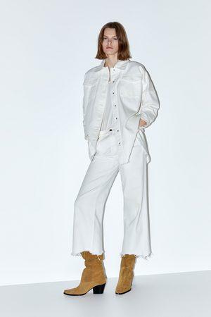 Zara Zw premium denim jacket