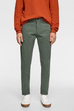 Zara Men Chinos - Premium chino trousers