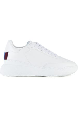 Stella McCartney New Loop Faux Leather Trainers