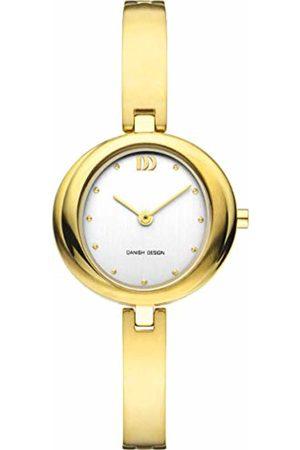 Danish Designs Danish Design Womens Analogue Classic Quartz Watch with Titanium Strap DZ120725