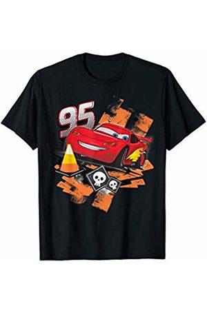 Disney Pixar Cars Halloween McQueen Graphic T-Shirt