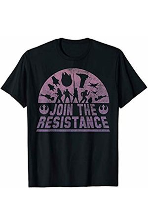 STAR WARS Last Jedi Silhouette Join the Resistance T-Shirt