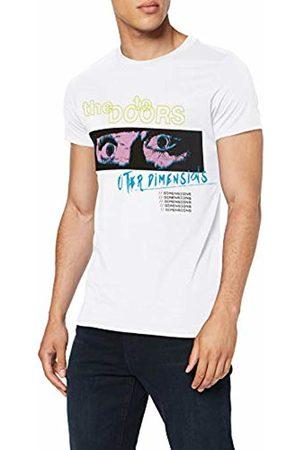 s.Oliver Men's 40.907.32.5396 T-Shirt, ( 0100)