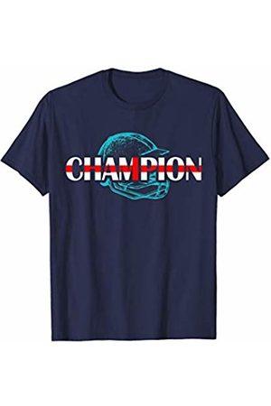 Tee Hotspot Women T-shirts - England Cricket CHAMPION 2019 T-Shirt English Fans Jersey
