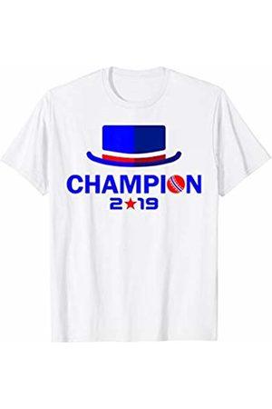 Tee Hotspot England Cricket CHAMPION 2019 T Shirt English Fans Jersey