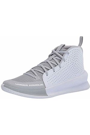 Under Armour Men's Jet Basketball Shoes, (Mod Gray 101)