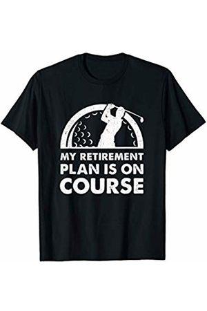 Funny Golf Tees Retirement Golf T Shirt Retired Golfer Funny Retirement Gift T-Shirt