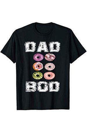 OG SQUAD Mens Dad Bod Funny Vintage Donuts Six Pack Daddy Gym Gift T Shirt T-Shirt