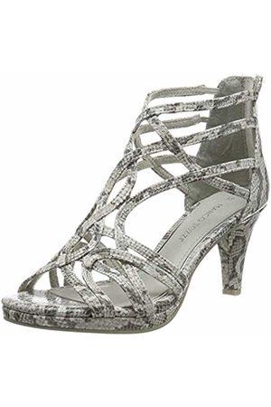 Marco Tozzi Women's 2-2-28062-32 Ankle Strap Sandals 8 UK
