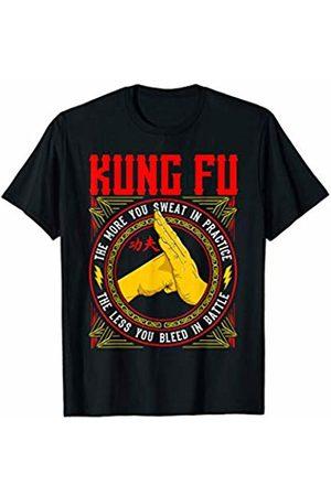 Funny Martial Arts BR Funny Martial Arts Training Kung Fu T-Shirt