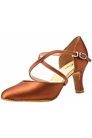 So Danca Women's BL156 Ballroom & Latin Shoes, Copper