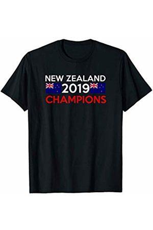 Pro Cricket Gear T-shirts - New Zealand Cricket 2019 Championship Cricket Jersey T-Shirt